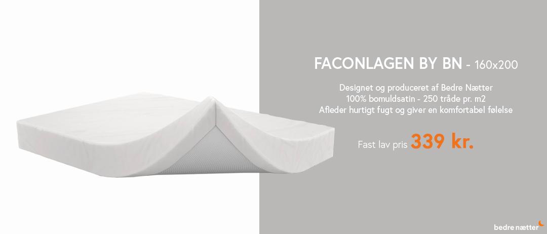 Faconlagner 160x200