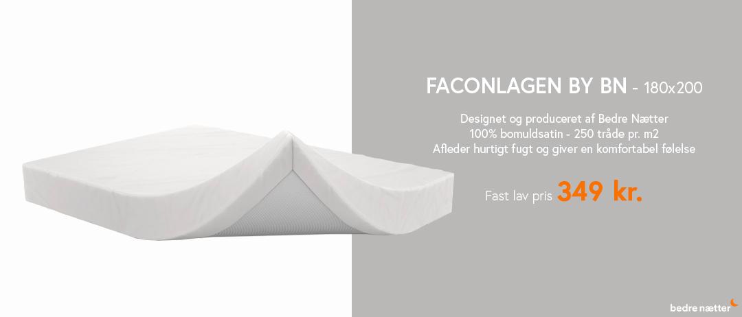 Faconlagner 180x200