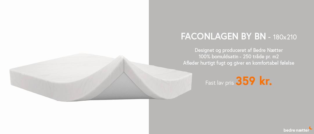 Faconlagner 180x210