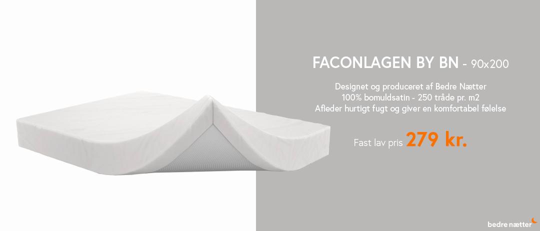 Faconlagner 90x200