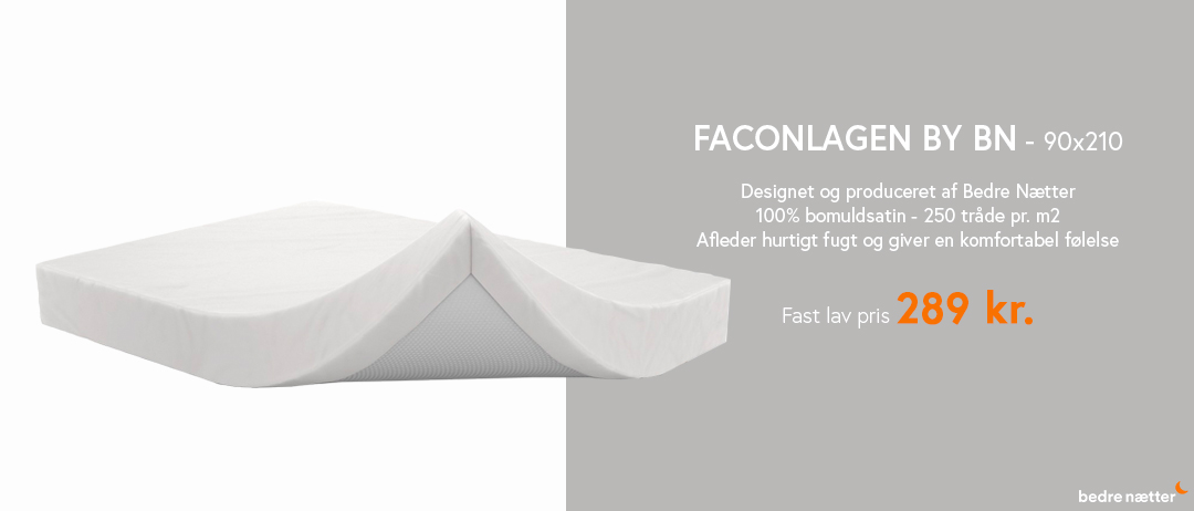 Faconlagner 90x210