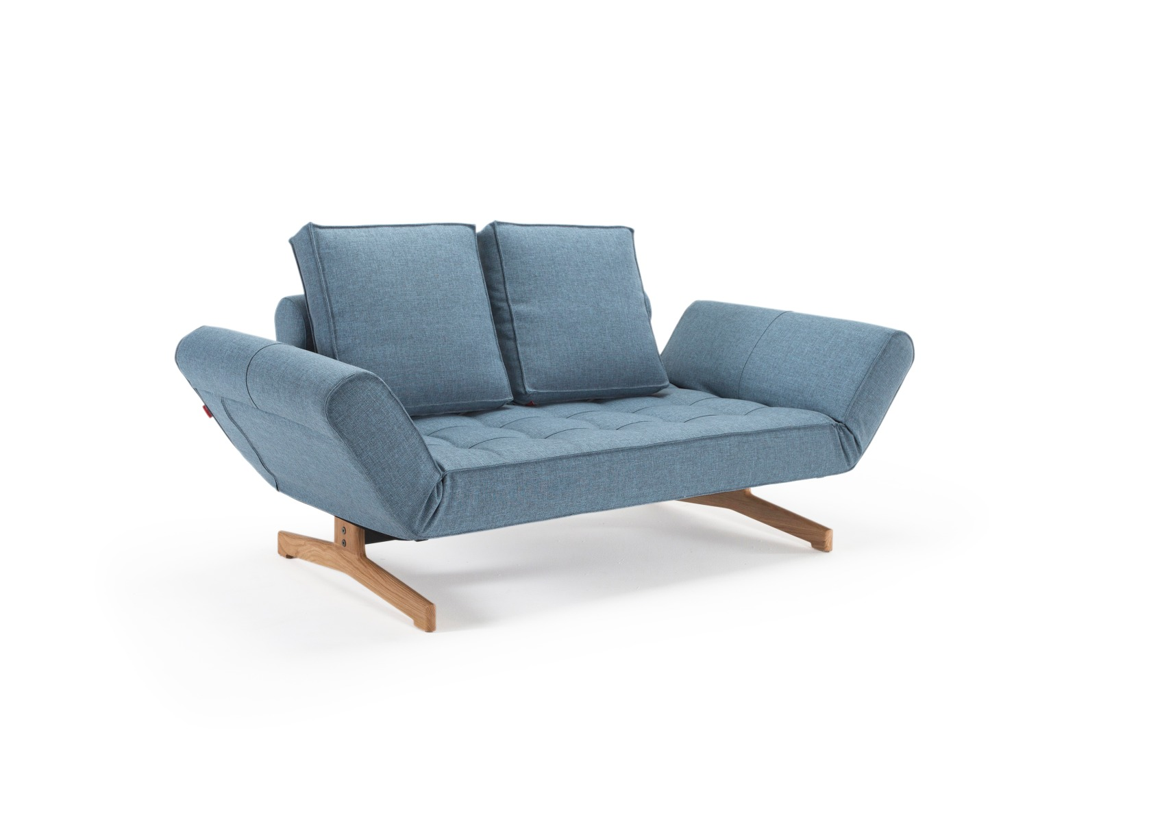 Ghia - Light Blue Mixed Sovesofa