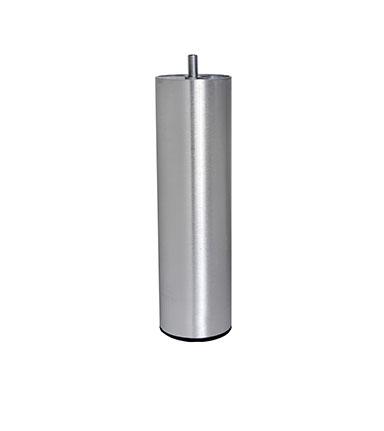 Køb Rund Metal Ben – 10cm Sengeben