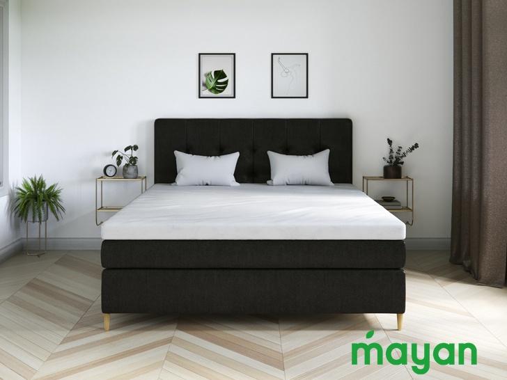 venus mayan - sort fra european house of beds