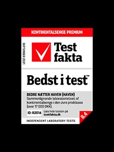 DK - Bedst i test